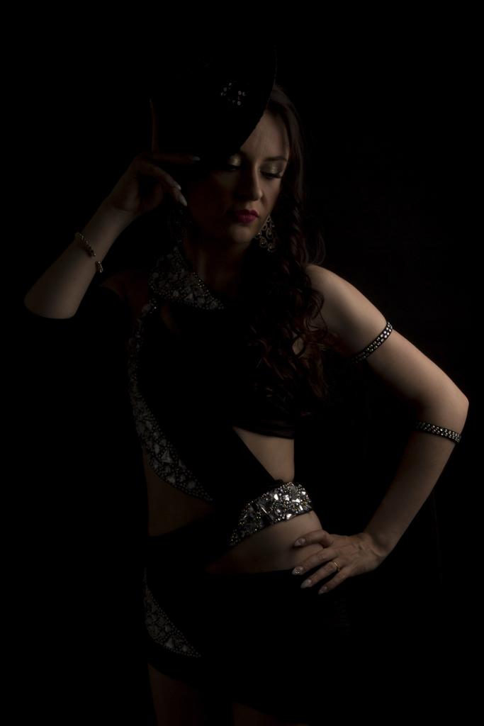 Noémie danse orientale