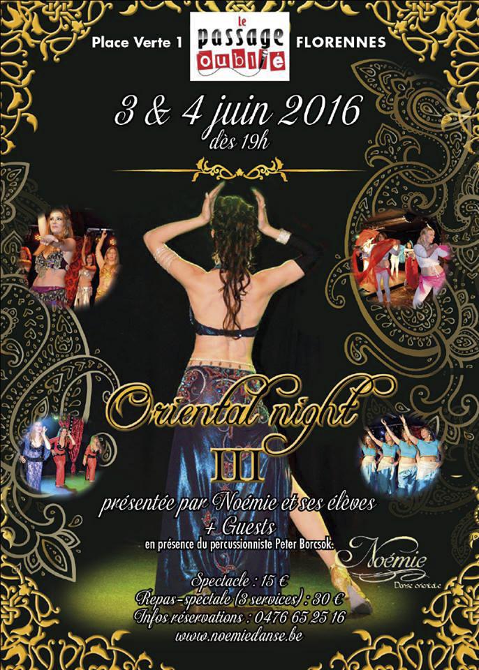 Oriental Night III - 2016
