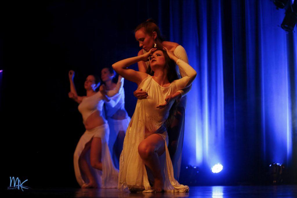 Nemyah en représentation