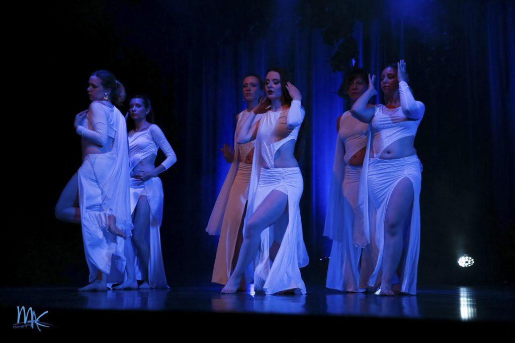 Noémie et sa troupe Nemyah Dance company