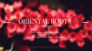 ORIENTAL ROOTS